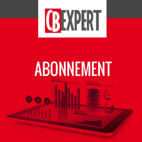 Pavé Abonnez-vous CB Expert