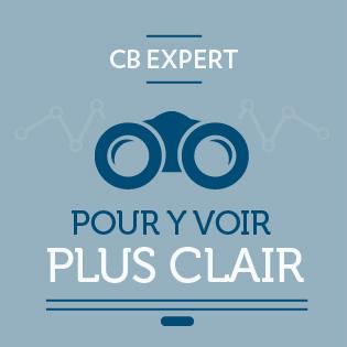 Pavé Pour y voir plus clair CB Expert