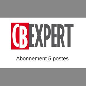 abonnement-5-postes-cb-expert